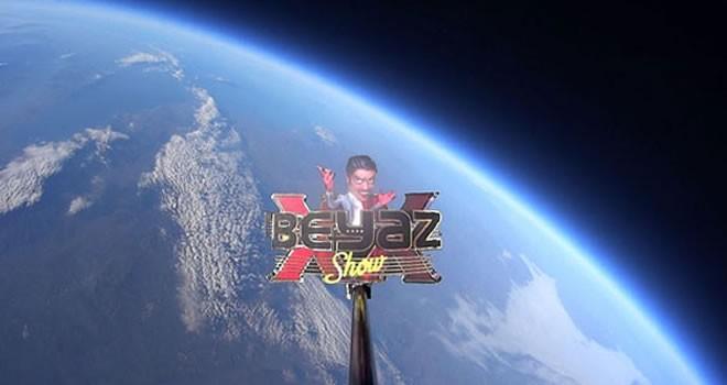 Beyaz Show uzayda!