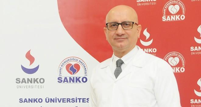Dr. İsmail Temur'da SANKO'da hasta kabulüne başladı