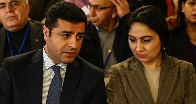 Selahattin Demirtaş ve Figen Yüksekdağ'a istenen ceza belli oldu