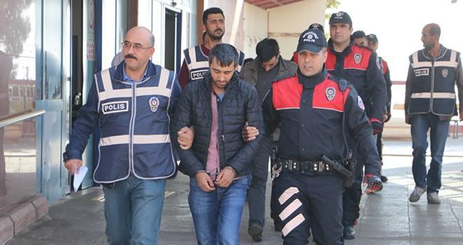 Kahramanmaraş'ta hırsızlık şebekesi çökertildi!