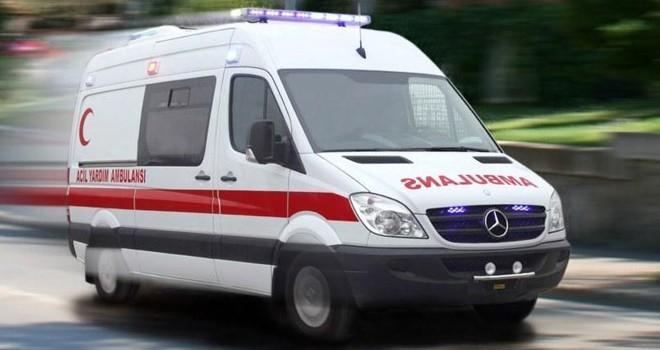 Kahramanmaraş'ta feci kaza: 7 yaralı!