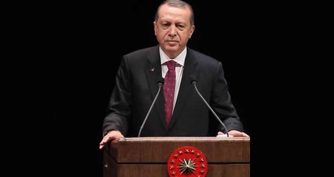Erdoğan canlı yayında açıkladı! Afrin harekatı başladı