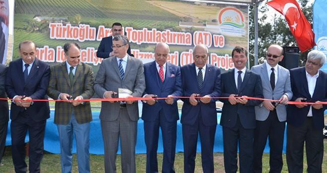 Türkoğlu'nda Arazi Tapulaştırma (AT) çalışmaları başladı