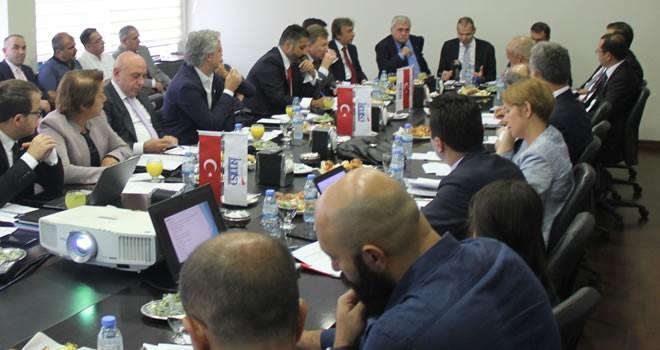 LPG sektör toplantısı Kahramanmaraş'ta yapıldı
