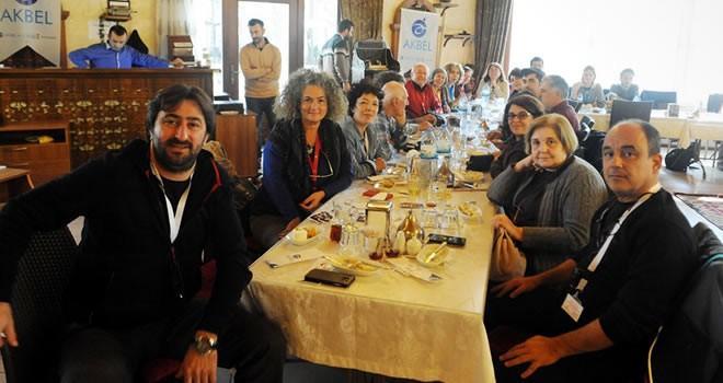 Tur rehberleri Kahramanmaraş'ta