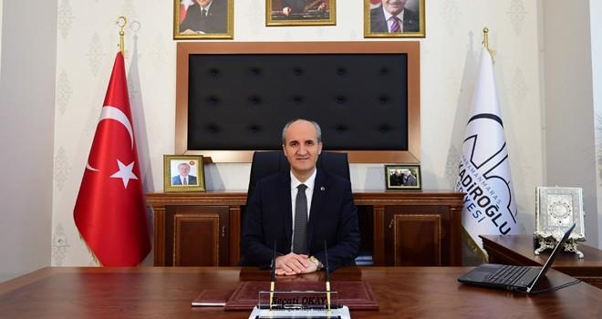 Başkan Okay'dan '14 Nisan Şehitler Haftası' mesajı