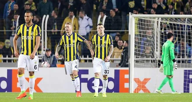Fenerbahçe - Krasnodar maçı kaç kaç bitti?