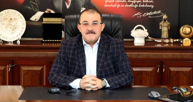 Afşin Belediye Başkanı Güven'den, Mevlid Kandili mesajı...