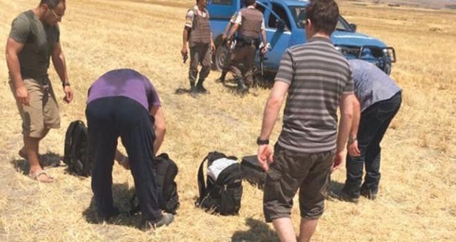 ''Tarla Fareleri'' kıskıvrak yakalandı! ilk fotoğraf...