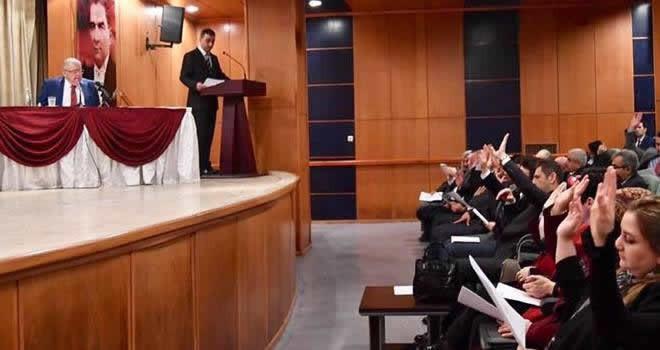 Onikişubat'ta 2018'in ilk meclis toplantısı gerçekleştirildi!