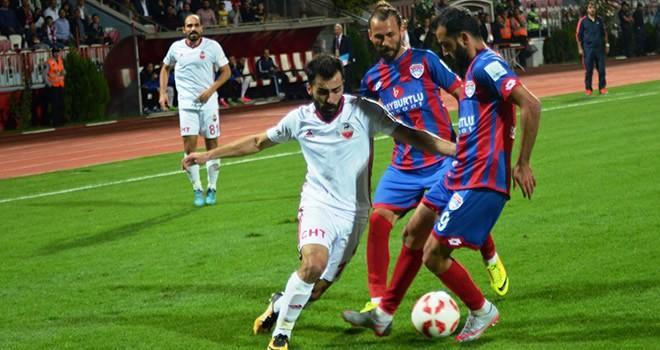 Kahramanmaraşspor: 2 - Silivrispor: 1 | Maç sonucu