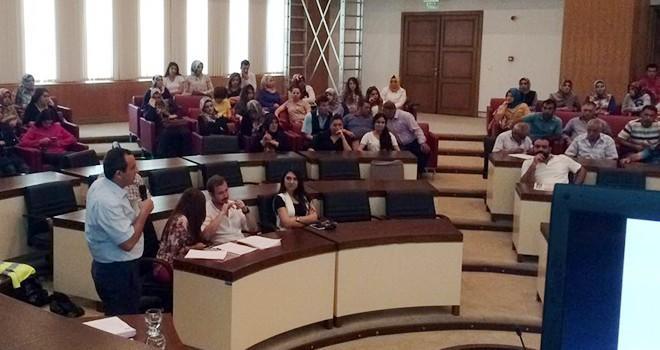 Büyükşehir'de iş sağlığı semineri sona erdi