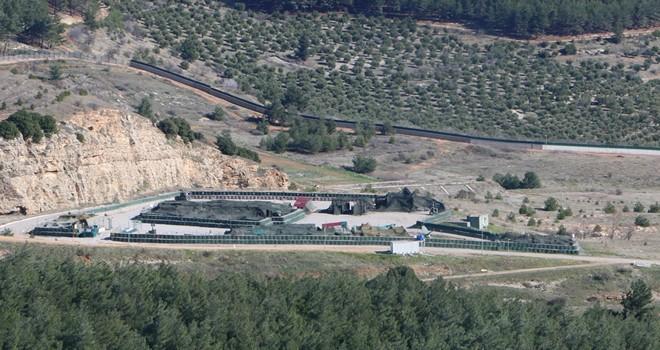 Kahramanmaraş'taki hava savunma sistemi hazırda bekletiliyor