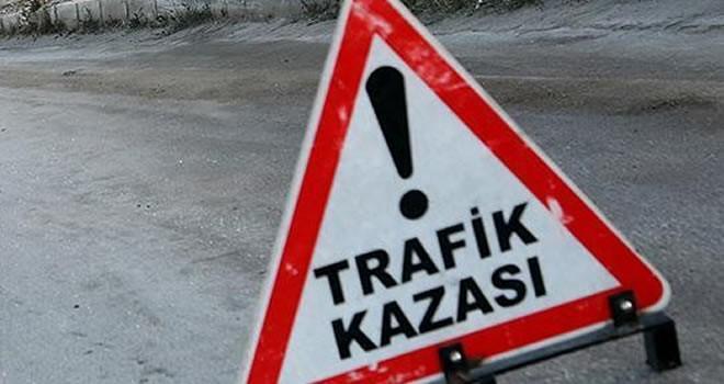 Kahramanmaraş'ta otomobiller birbirine girdi: 8 yaralı