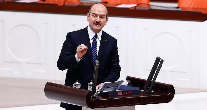 Bakan Soylu'dan flaş 'terörle mücadele' açıklaması!
