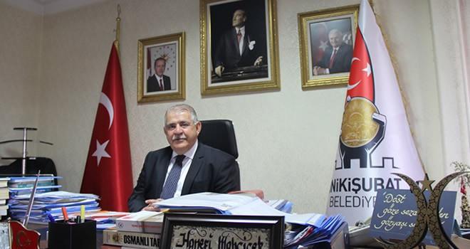 Başkan Mahçiçek: 'Sundurmalar haftaya kökten çözülüyor'