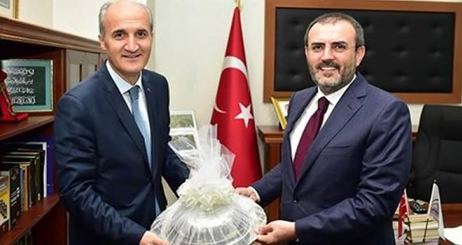 64. Hükümet Kültür ve Turizm Bakanı Mahir Ünal'dan Dulkadiroğlu'na ziyaret