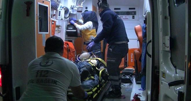 Gölbaşı-Kahramanmaraş karayolunda feci kaza: 2 ölü