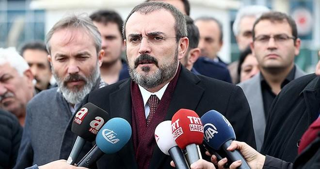 AK Parti Sözcüsü Ünal'dan MHP ile flaş ittifak açıklaması