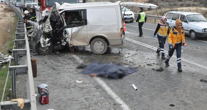 Acı haberle uyandık! Gaziantep'te feci kaza: Ölüler ve yaralılar var...