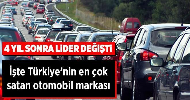 İşte Türkiye'nin en çak satan otomobil markası