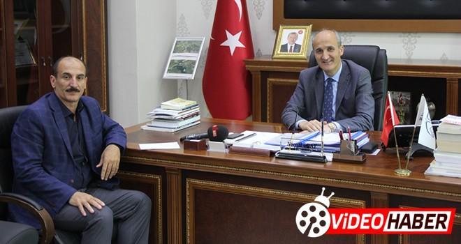 Başkan Okay açıkladı: Dulkadiroğlu'na toplu konut geliyor !