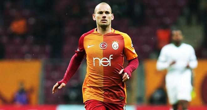 Sneijder dönmek istedi! Tudor'a sordular....