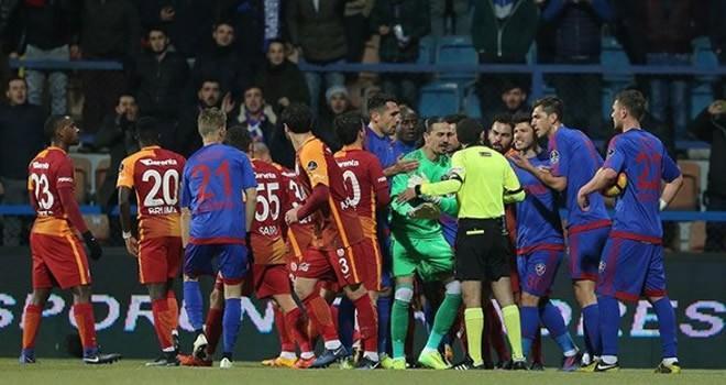 Galatasaray, Karabük'te yıkıldı