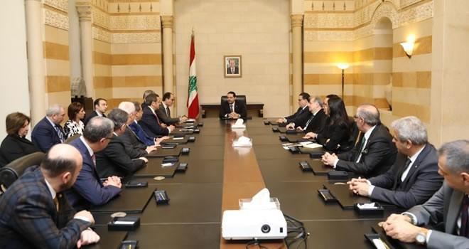 KMTSO Başkanı Zabun, Lübnan'da