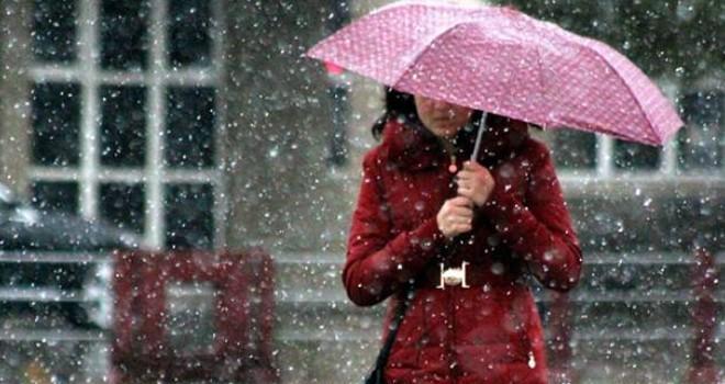 Kahramanmaraş'ta hava durumu: O ilçeler dikkat!
