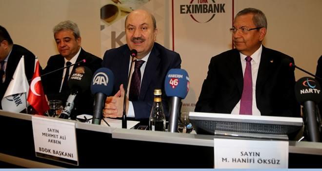 BDDK Başkanı Akben: Kahramanmaraş'ın dürüstlüğünü iyi anlatmalayız