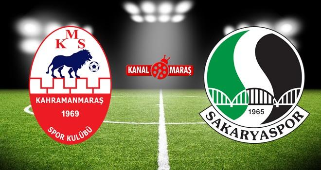 Kahramanmaraşspor - Sakaryaspor maçı hangi kanalda, saat kaçta?