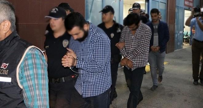 Kahramanmaraş'ta büyük FETÖ operasyonu: 14 tutuklama