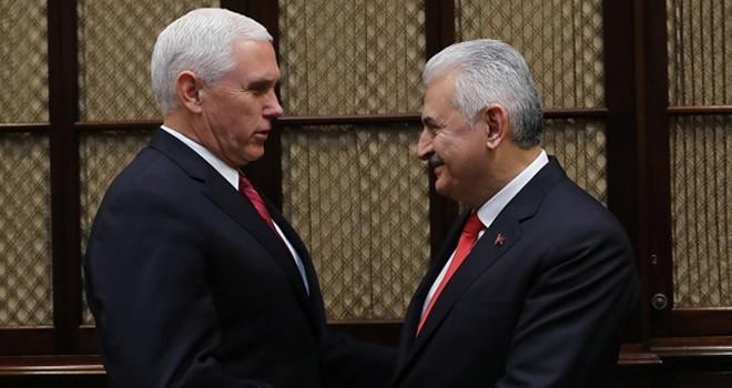Başbakan Yıldırım'ın ABD'deki kritik görüşmesi sona erdi!