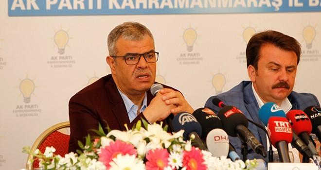 Başbakan Yardımcısı Kaynak'tan CHP'ye referandum eleştirisi