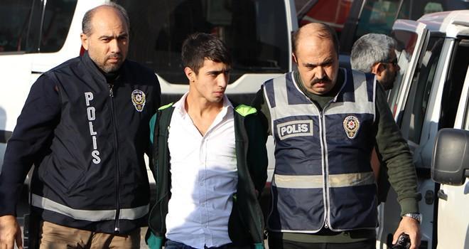 Kahramanmaraş'ta 18 yaşındaki suç makinesi yakalandı