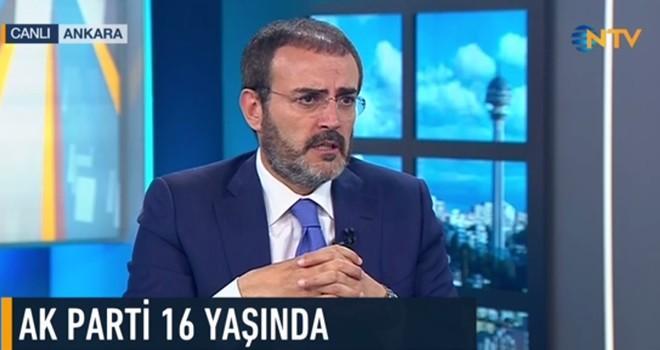 AK Parti Sözcüsü Ünal'dan 'Yeni devlet' açıklaması