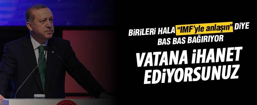Cumhurbaşkanı Erdoğan 'İnovasyon Haftası' etkinliğinde konuştu