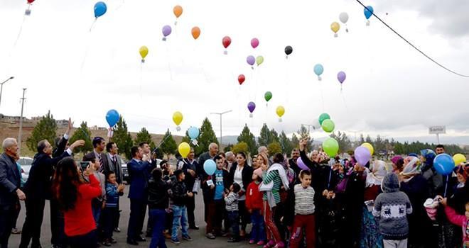 Türkoğlu'nda 3 Aralık Dünya Engelliler günü etkinliği düzenlendi