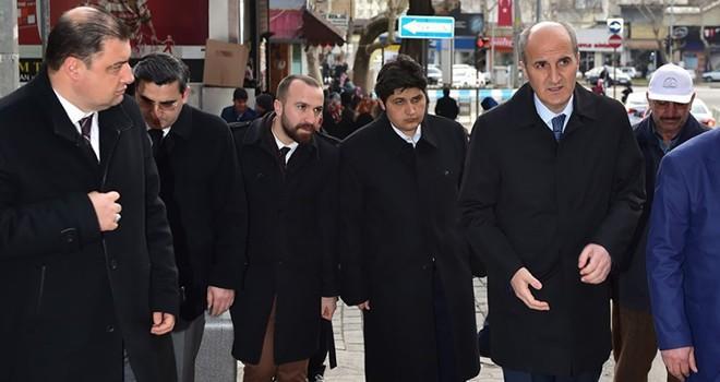 Dulkadiroğlu'nda cadde ve sokaklar bir bir yenileniyor