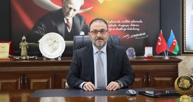 Başkan Güven'in '12 Şubat Kurtuluş Bayramı' mesajı
