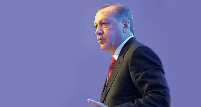 Erdoğan: 'O cahillere asla izin yok'