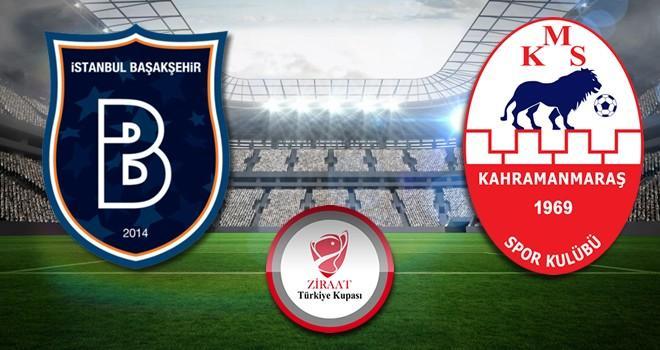 Medipol Başakşehir - Kipaş Kahramanmaraşspor maçı hangi kanalda, saat kaçta?