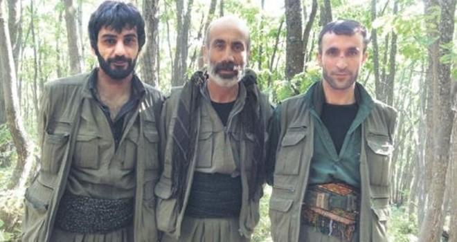Kahramanmaraş'ta etkisiz hale getirilen PKK'lı hainlerin son fotoğrafı