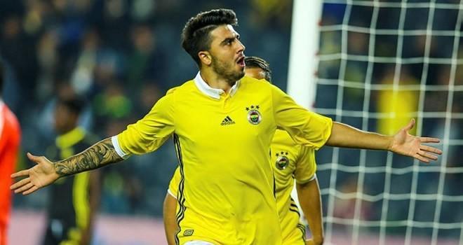 Fenerbahçe, Malatyaspor'u dağıttı: 3-1