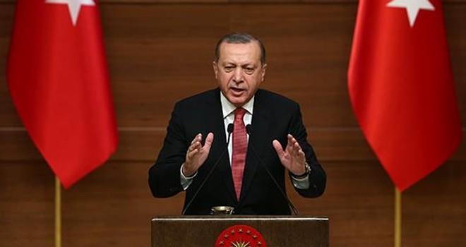 Cumhurbaşkanı Erdoğan: Herkes haddini bilecek,milletin iradesine saygı duyacak
