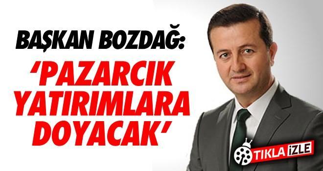 Başkan Bozdağ Kanal Maraş TV canlı yayınında açıklamalarda bulundu