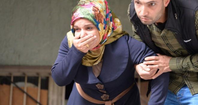Diyarbakır'da korkunç olay! Her şey çocuklarının gözleri önünde oldu