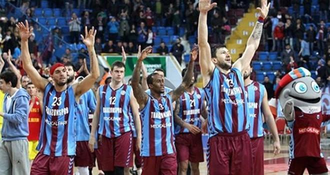 Trabzonspor' lu basketbolcular maça çıkmadı!