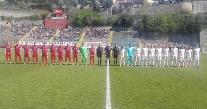 Zonguldak Kömürspor-Kahramanmaraşspor maç sonucu: 0-0
